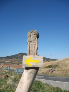 Wayfinding on the Camino